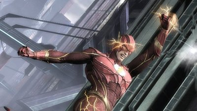 Injustice: Gods Among Us Screenshot - Injustice: Gods Among Us The Flash