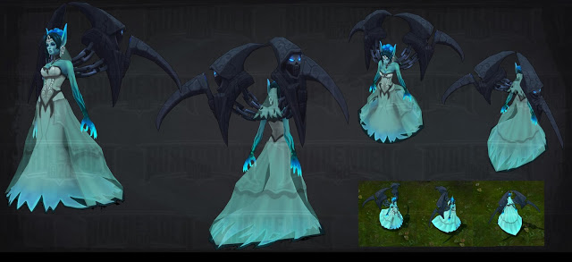 League of Legends - La Llorona Skin