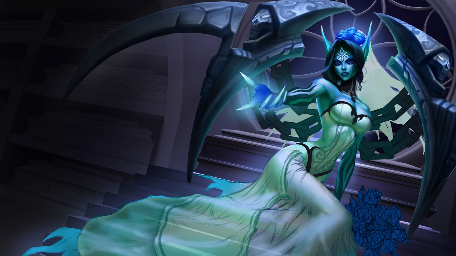 League of Legends - La Llorona Splash