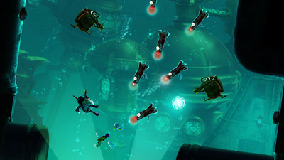 Rayman Legends - 20,000 Lums under the Sea