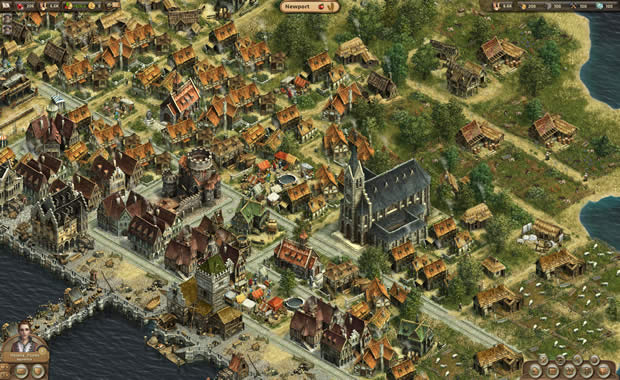anno online screenshot shipyard