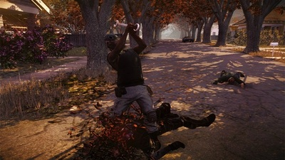 State of Decay, XBLA, melee