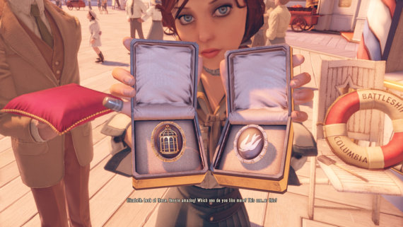 BioShock Infinite - Necklaces For Sale