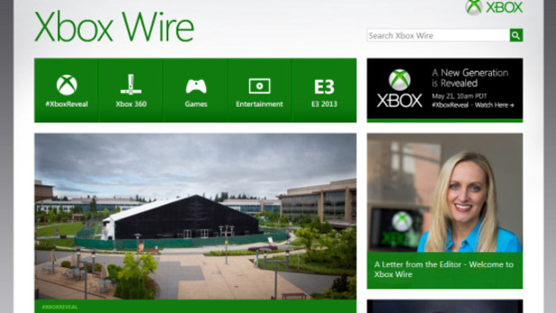 Screenshot - Xbox Wire