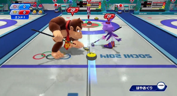 Mario & Sonic Winter Olympic Games 2013