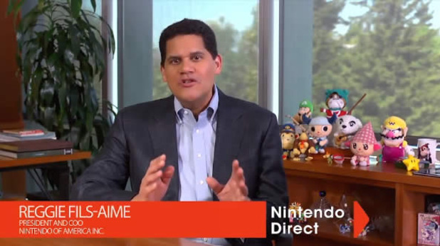 Wii U (console) Screenshot - reggie fils-aime nintendo direct
