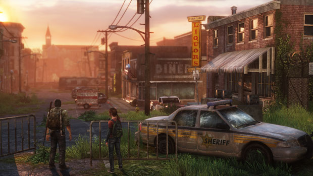 The Last of Us Bills town