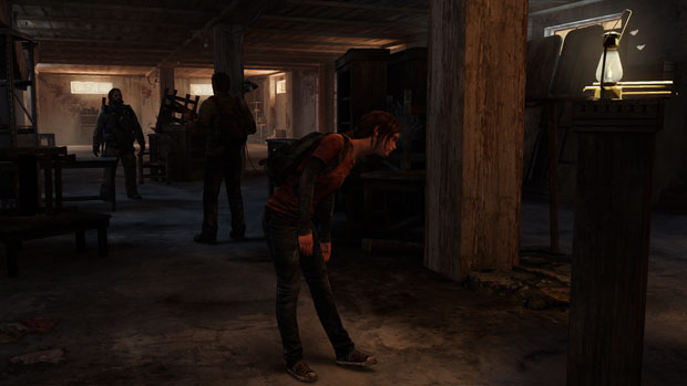 The Last of Us - Ellie, Bill, Joel