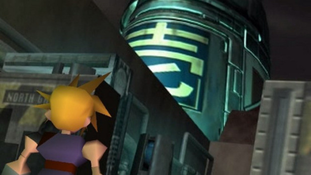 Final Fantasy VII Screenshot - Final Fantasy 7
