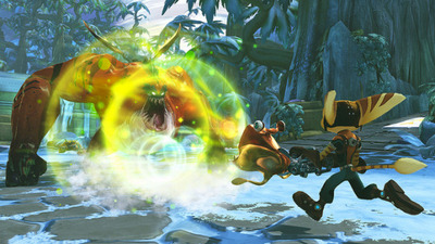Ratchet & Clank: Full Frontal Assault Screenshot - Full Frontal Assault