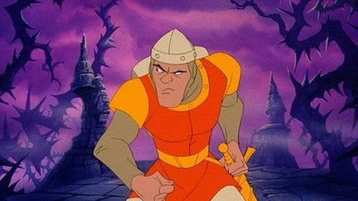 Dragon's Lair Screenshot - Dragon's Lair