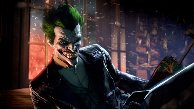 Batman: Arkham Origins The Joker