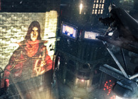 Batman: Arkham Origins Perched in Gotham City