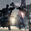 Batman: Arkham Origins Screenshot - Batman: Arkham Origins Fighting Bad Guys