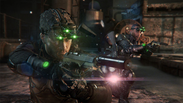 Splinter Cell: Blacklist co-op