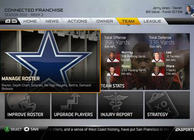 Madden NFL 25 Connected Franchise owner mode