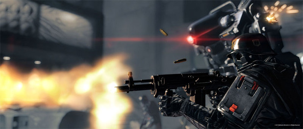 Wolfenstein: The New Order Screenshot - Wolfenstein The New Order