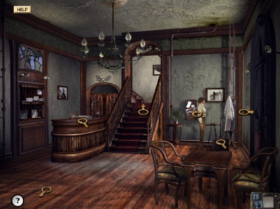 Syberia Screenshot - Syberia