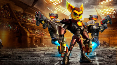 Ratchet: Deadlocked Screenshot - Ratchet: Deadlocked HD