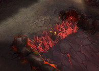 League of Legends - Magma Chamber Brush