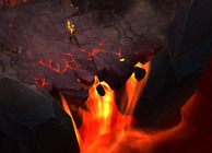 League of Legends - Magma Chamber Edge of Map
