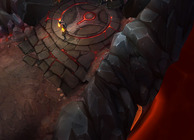 League of Legends - Magma Chamber Foutain
