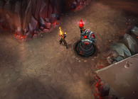 League of Legends - Magma Chamber Tower