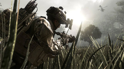 Call of Duty: Ghosts Screenshot - Call of Duty Ghosts jungle