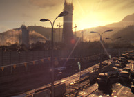 Dying Light city vista