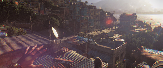 Dying Light - Feature