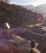 Dying Light Free running through the city
