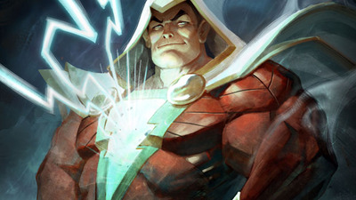 Infinite Crisis Screenshot - Shazam