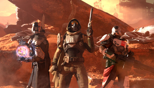 Destiny Screenshot - Destiny Wolf Pack