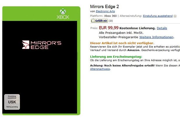 Mirror's Edge Image