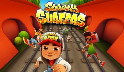 Subway Surfers Screenshot - Subway Surfers
