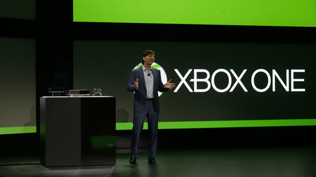 Xbox One reveal with Don Mattrick