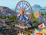 SimCity's Amusement Park ferris wheel