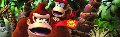 Donkey Kong Country Returns 3D Screenshot - Donkey Kong Country Returns 3D