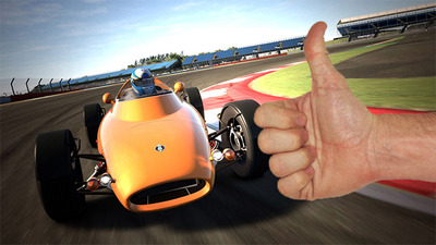 Gran Turismo 6 Screenshot - Gran Turismo 6 Thumbs up