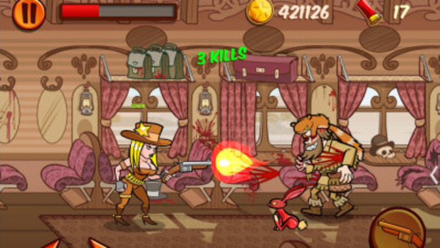 Combo Crew Screenshot - Jane Wilde
