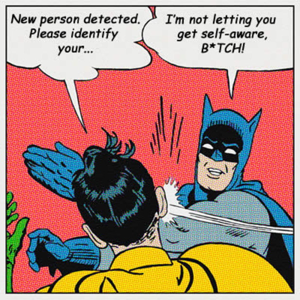 Xbox One (Console) Screenshot - Batman slapping Robin meme, Xbox One