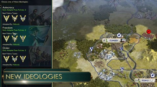Sid Meier's Civilization V Screenshot - 1147100