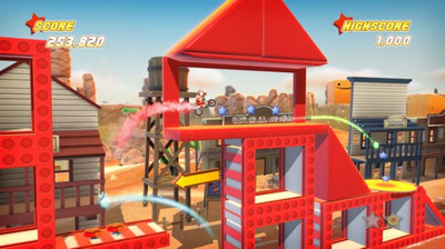 Joe Danger Screenshot - Joe Danger PC