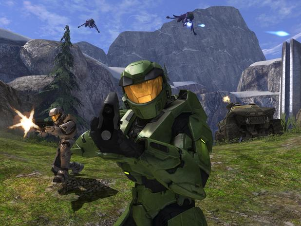 Halo: Combat Evolved Anniversary Screenshot - Halo Combat Evolved