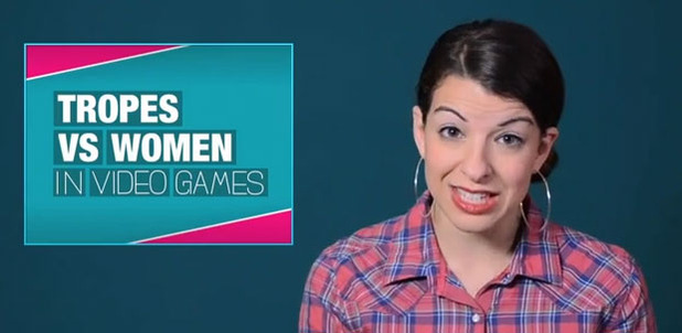 Gaming Culture Screenshot - Tropes vs. Women in Video Games
