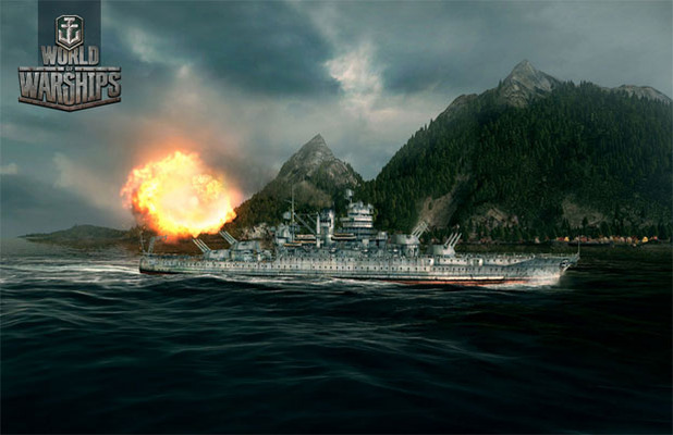 World of Warplanes Screenshot - World of Warships