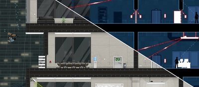 Gunpoint Screenshot - Gunpoint demo screenshot