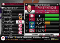 NCAA Football Power Recruiting