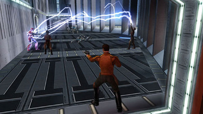Star Wars Knights of the Old Republic Screenshot - Star Wars Knights of the Old Republic