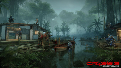 Crysis 3 Screenshot - The Lost Island - Crossing